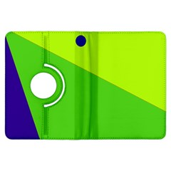Colorful abstract design Kindle Fire HDX Flip 360 Case
