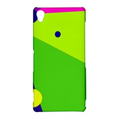 Colorful abstract design Sony Xperia Z3