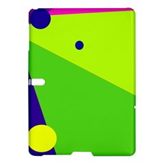 Colorful abstract design Samsung Galaxy Tab S (10.5 ) Hardshell Case