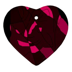 Abstract design Ornament (Heart)