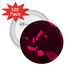Abstract design 2.25  Buttons (100 pack)