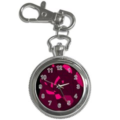 Abstract design Key Chain Watches