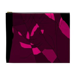 Abstract design Cosmetic Bag (XL)