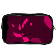 Abstract design Toiletries Bags