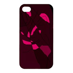 Abstract design Apple iPhone 4/4S Hardshell Case