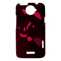 Abstract design HTC One X Hardshell Case