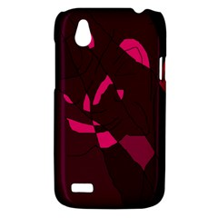 Abstract design HTC Desire V (T328W) Hardshell Case