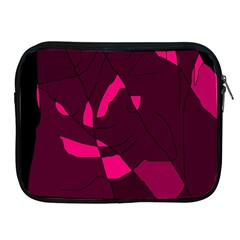 Abstract design Apple iPad 2/3/4 Zipper Cases