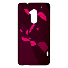 Abstract design HTC One Max (T6) Hardshell Case