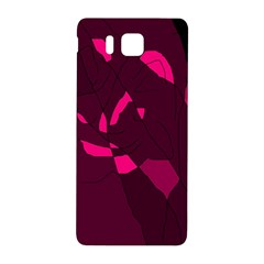 Abstract design Samsung Galaxy Alpha Hardshell Back Case