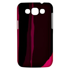 Pink and black lines Samsung Galaxy Win I8550 Hardshell Case