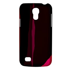 Pink and black lines Galaxy S4 Mini