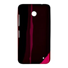 Pink and black lines Nokia Lumia 630