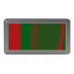Green and red lines Memory Card Reader (Mini)