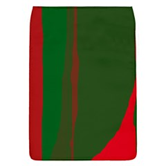 Green and red lines Flap Covers (S)