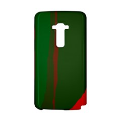 Green and red lines LG G Flex