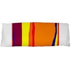 Hot colorful lines Body Pillow Case (Dakimakura)
