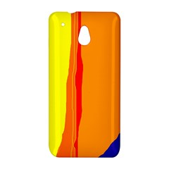 Hot colorful lines HTC One Mini (601e) M4 Hardshell Case