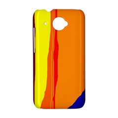 Hot colorful lines HTC Desire 601 Hardshell Case