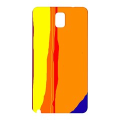 Hot colorful lines Samsung Galaxy Note 3 N9005 Hardshell Back Case