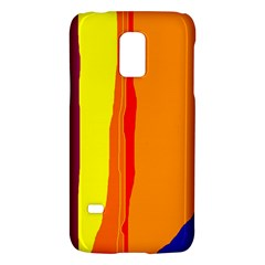 Hot colorful lines Galaxy S5 Mini