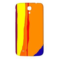 Hot colorful lines Samsung Galaxy Mega I9200 Hardshell Back Case