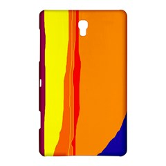 Hot colorful lines Samsung Galaxy Tab S (8.4 ) Hardshell Case