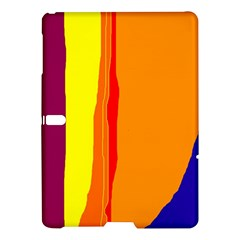 Hot colorful lines Samsung Galaxy Tab S (10.5 ) Hardshell Case