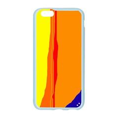 Hot colorful lines Apple Seamless iPhone 6/6S Case (Color)