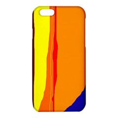 Hot colorful lines iPhone 6/6S TPU Case