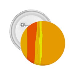 Yellow and orange lines 2.25  Buttons