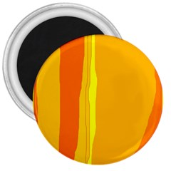 Yellow and orange lines 3  Magnets