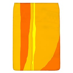 Yellow and orange lines Flap Covers (L)