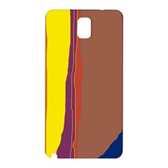 Colorful lines Samsung Galaxy Note 3 N9005 Hardshell Back Case