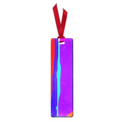 Colorful decorative lines Small Book Marks