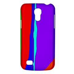 Colorful decorative lines Galaxy S4 Mini
