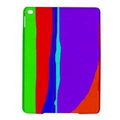 Colorful decorative lines iPad Air 2 Hardshell Cases