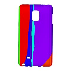 Colorful decorative lines Galaxy Note Edge