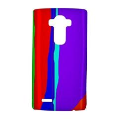 Colorful decorative lines LG G4 Hardshell Case