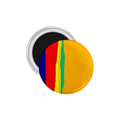 Colorful lines 1.75  Magnets