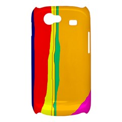 Colorful lines Samsung Galaxy Nexus S i9020 Hardshell Case