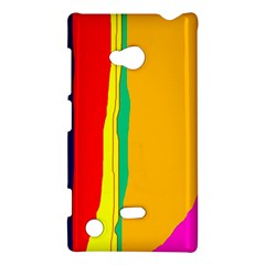 Colorful lines Nokia Lumia 720