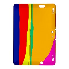 Colorful lines Kindle Fire HDX 8.9  Hardshell Case
