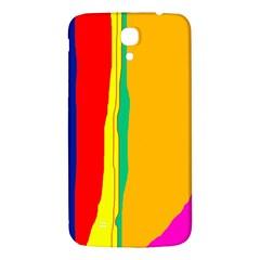 Colorful lines Samsung Galaxy Mega I9200 Hardshell Back Case