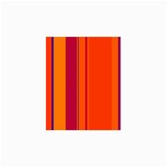 Orange lines Collage Prints