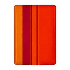 Orange lines Kindle 4