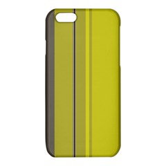 Green elegant lines iPhone 6/6S TPU Case