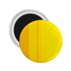 Yellow lines 2.25  Magnets
