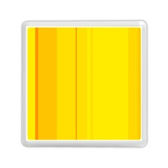 Yellow lines Memory Card Reader (Square)
