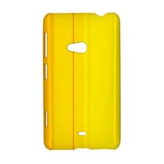 Yellow lines Nokia Lumia 625